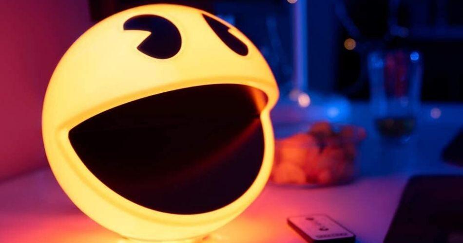 Nostalgie... Avec cette Lampe Pac-Man !