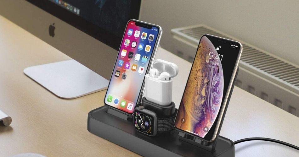 Station de Charge iPhone : Les Meilleurs Modèles